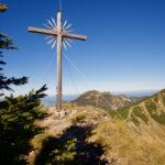 Gipfelkreuz vom Kreuzkopf ©Gipfelfieber