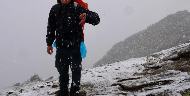 Riders for Refugees: Mit alten Jacken gegen die Kälte ©Gipfelfieber