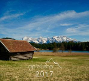 Titelbild - Kalender 2017 ©Gipfelfieber