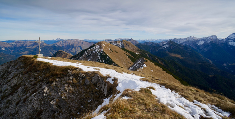 Die Fleischbank im Karwendel: Dem Namensmythos auf der Spur ©Gipfelfieber