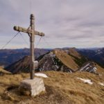 Gipfelkreuz der Fleischbank ©Gipfelfieber