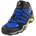 Adidas Terrex Fast Mid GTX in blau ©Adidas