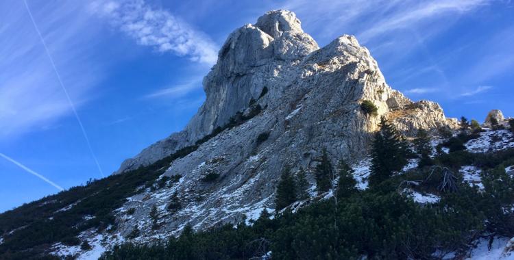 Der Geiselstein: Luftige Aussichten am Matterhorn der Ammergauer Alpen ©Gipfelfieber