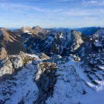 Blick in die Ammergauer Alpen ©Gipfelfieber
