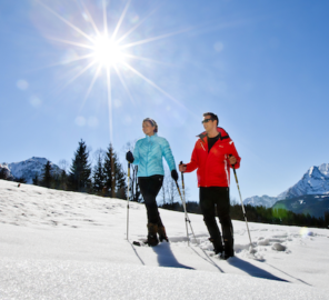 Gewinnspiel: Schneeschuhwandern beim Winter Outdoor Festival in Berchtesgaden ©Berchtesgadener Land Tourismus