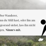 Nimms Mit Flyer ©Gipfelfieber