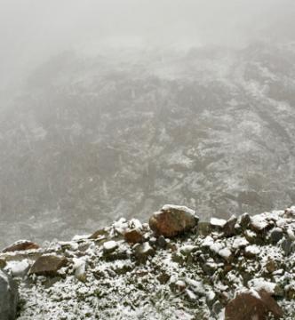 Konkurrenz für Gams und Steinbock? Sechs Trekkingstöcke im Test ©Gipfelfieber