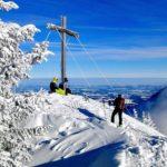 Feichteck Gipfelkreuz ©Gipfelfieber