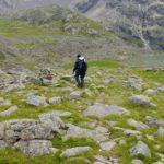 Abstieg zum Winnebachsee ©Gipfelfieber