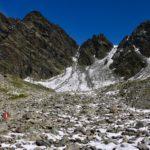 Zischgenscharte und Schöntalspitze ©Gipfelfieber