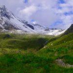 Abstieg von der Finstertaler Scharte ©Gipfelfieber