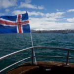 Islands Flagge ©Gipfelfieber