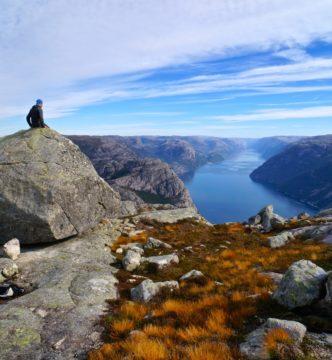 Norwegens Fjorde zu Wasser und zu Fuß: Natur im Überfluss ©Gipfelfieber