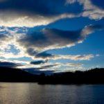 Abendlicht auf dem Bussvikfjord ©Gipfelfieber