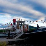 Schiff auf dem Bussvikfjord ©Gipfelfieber