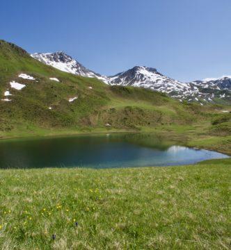 Fünf Bergseen für heiße Sommertage: Von echten Geheimtipps und echten Schmuckstücken ©Gipfelfieber