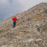 Anstieg zur Laliderer Spitze ©Gipfelfieber