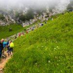 Aufstieg zum Untersberg ©Gipfelfieber