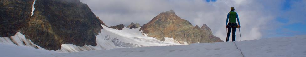 Alpine Touren & Hochtouren
