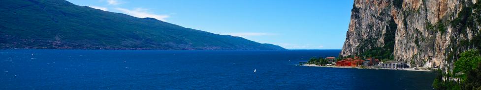 Gardasee Berge