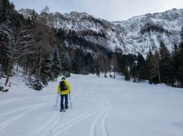 Das Pulverloch vom Kaisergebirge: Skitour ins Winkelkar ©Gipfelfieber